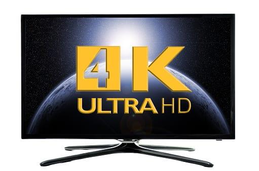 Samsung 4K UltraHD TV